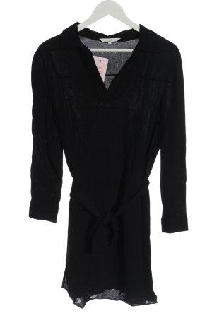 Yaya Longsleeve Dress black casual look