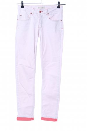 Yaya Skinny Jeans weiß Casual-Look
