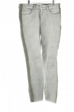 Yaya Skinny Jeans hellgrau-khaki Casual-Look