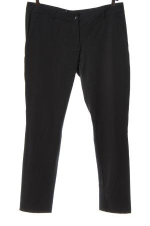 Yaya Jersey Pants black business style