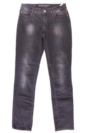 Yaya Jeans a gamba dritta multicolore Cotone