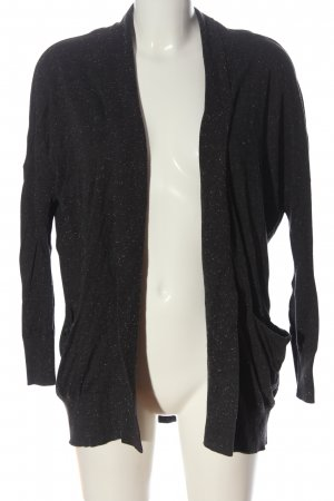 Yaya Cardigan in maglia grigio chiaro stile casual