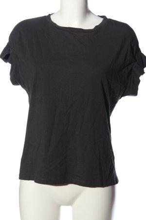 Yaya T-Shirt hellgrau Casual-Look