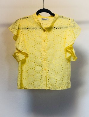 Yellow daisy blouse -