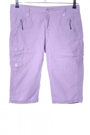 Yessica 3/4-Hose lila Casual-Look