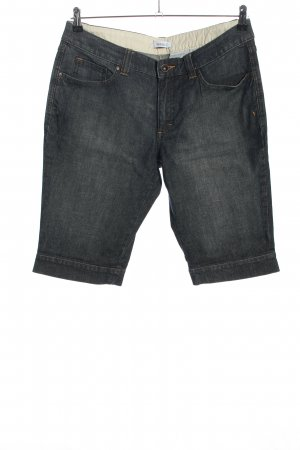 Yessica Jeansshorts schwarz Casual-Look
