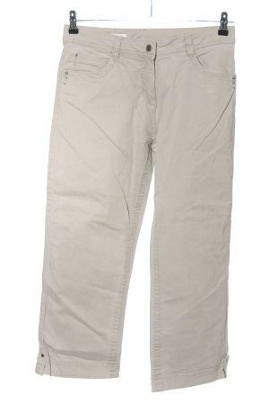 Yessica Jeans a 7/8 grigio chiaro stile casual