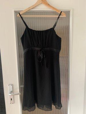 Yessica Vestido de noche negro