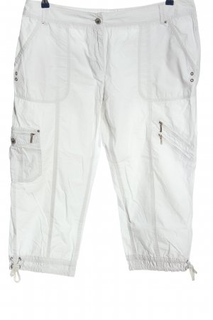 Yessica Baggy Pants white casual look