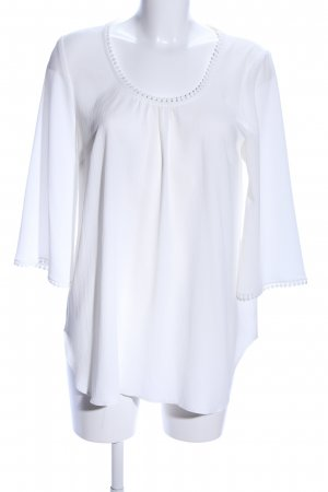 Yessica Bluse wollweiß Casual-Look