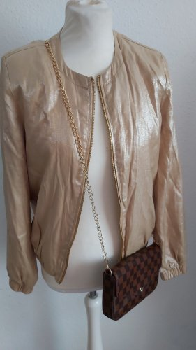 C&A Yessica Giacca bomber oro