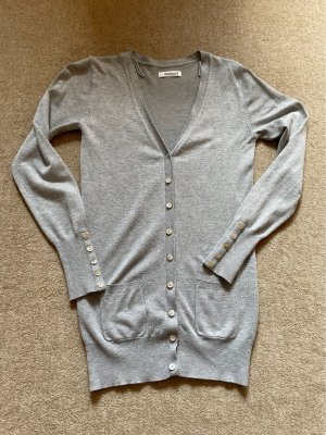 Yessica Cardigan gris clair