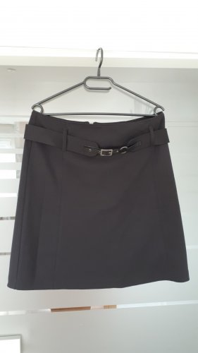 Yessica Tweed Skirt black