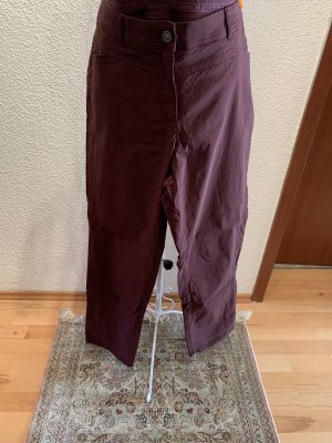 C&A Yessica Stretch Trousers bordeaux