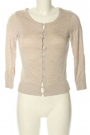Yessica Cardigan creme meliert Casual-Look