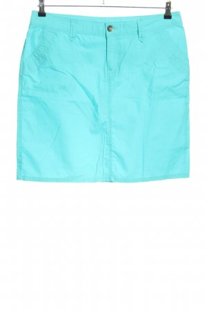 Yessica Cargo Skirt turquoise casual look