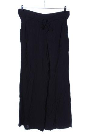 Yessica Pantalone culotte nero stile casual