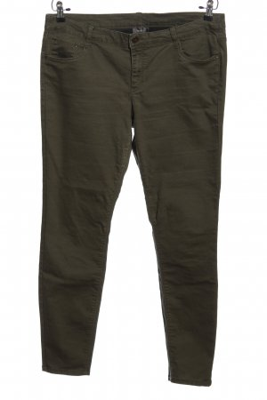 Yessica Five-Pocket-Hose braun Casual-Look