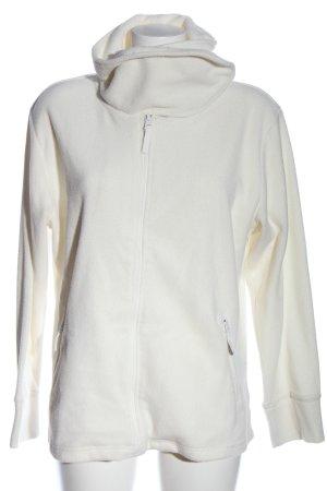 Yessica Fleece Jackets white casual look