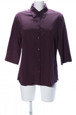Yessica Hemd-Bluse lila Business-Look