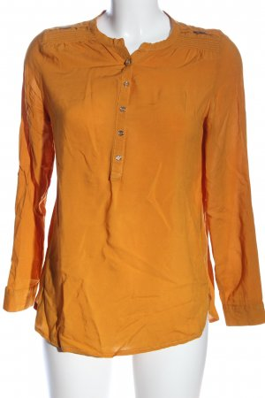 Yessica Hemd-Bluse hellorange Casual-Look