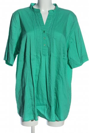 Yessica Hemd-Bluse grün Casual-Look