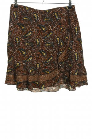 Yessica Broomstick Skirt allover print casual look