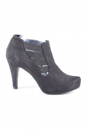 Yessica Hochfront-Pumps hellgrau Business-Look