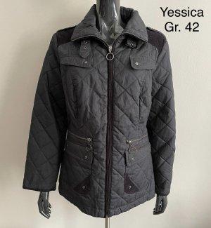 C&A Yessica Between-Seasons Jacket grey-black