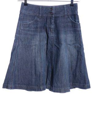 Yessica Jeansrock blau Casual-Look