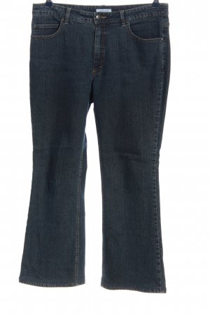 Yessica Jeansschlaghose blau Casual-Look