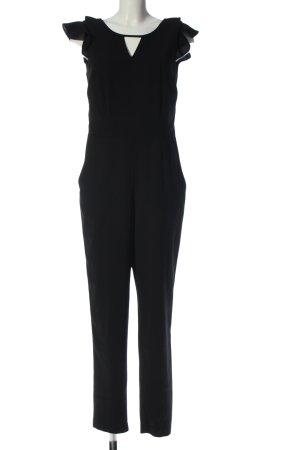 Yessica Jumpsuit black elegant