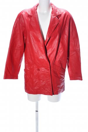 Yessica jacke rot Casual-Look