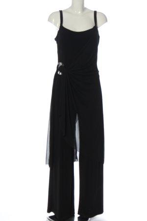Yessica Langer Jumpsuit schwarz Casual-Look
