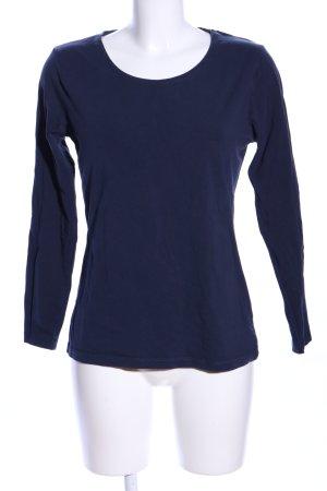 Yessica Longshirt blau Casual-Look
