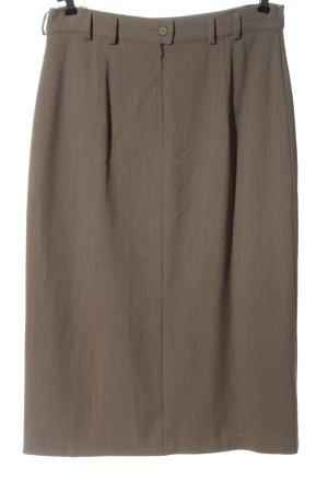 Yessica Ołówkowa spódnica brązowy W stylu casual