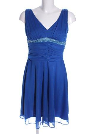 Yessica Midikleid blau Elegant