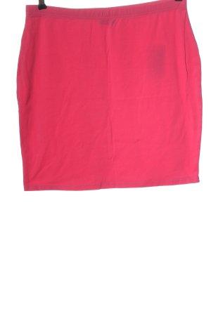 Yessica Mini rok roze casual uitstraling