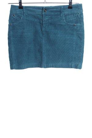 Yessica Minirock blau Casual-Look