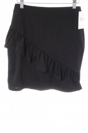 Yessica Mini rok zwart elegant