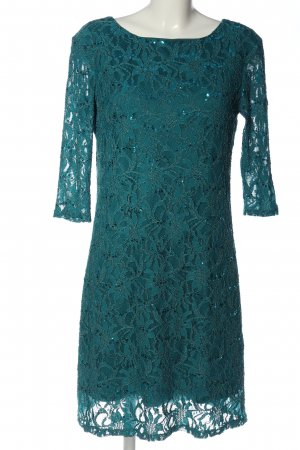 Yessica Pailettenkleid blau Elegant