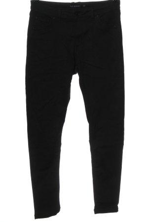 Yessica Spodnie rurki czarny W stylu casual