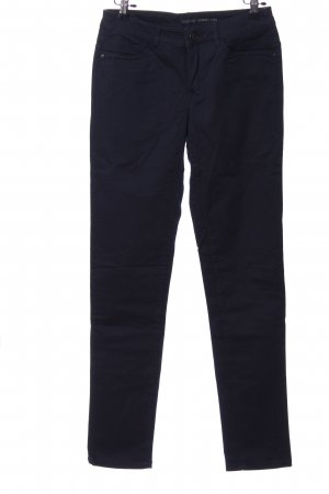 Yessica Drainpipe Trousers black casual look