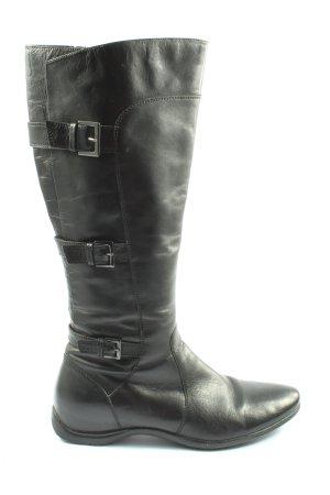 Yessica Jackboots black casual look