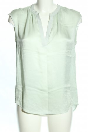 Yessica ärmellose Bluse grün Business-Look