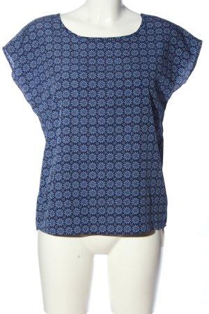 Yessica Slip-over blouse volledige print casual uitstraling