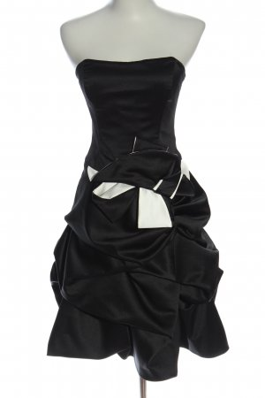 Yessica Off-The-Shoulder Dress black extravagant style