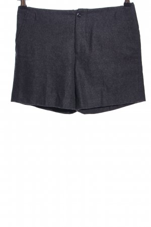 Yessica Shorts hellgrau meliert Business-Look