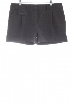 Yessica Shorts hellgrau Business-Look