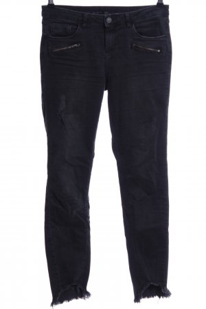 Yessica Skinny Jeans schwarz Casual-Look